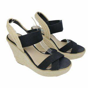 Steve Madden Women's Wedge Sandals Espadrilles 10